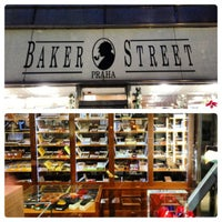 Photo taken at Baker Street by Albert C. on 11/29/2012
