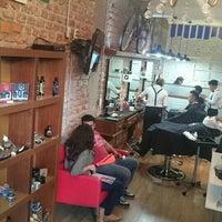 Foto tomada en The Barber's Spa México (Col. Juárez) por Héctor P. el 1/15/2016