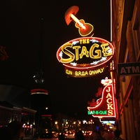 Photo taken at The Stage on Broadway by Jessica A. on 9/26/2013