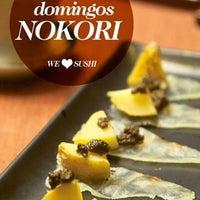 Photo taken at Nokori Sushi Bar by Nokori S. on 4/17/2014