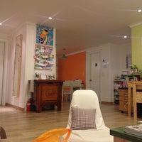 Photo taken at Namu Guesthouse by Krabuay K. on 11/25/2012
