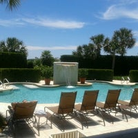Photo taken at Ponte Vedra Inn & Club by Marilyn T. on 5/25/2013