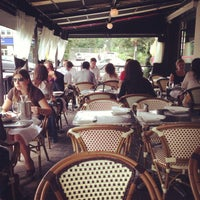 Photo taken at Coquine Restaurant by ClearFit on 9/12/2013