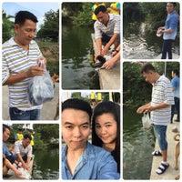 Photo taken at วัดชมภูแก้ว by nipaporn s. on 12/5/2015