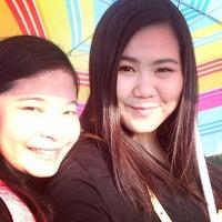 Photo taken at วัดชมภูแก้ว by nipaporn s. on 3/25/2014