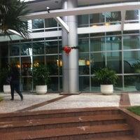 Photo taken at Radisson Sao Paulo Vila Olimpia by Jacson R. on 11/13/2012