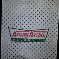 Photo taken at Krispy Kreme by Alejandro C. on 3/6/2015