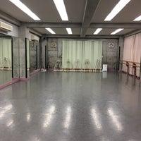 Photo taken at セイコバレエスタジオ by Miho K. on 3/26/2017