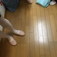 Photo taken at セイコバレエスタジオ by Miho K. on 6/25/2017