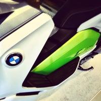 Photo taken at BMW Motorrad Paris by Pierre-Edouard S. on 4/7/2015
