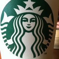 Photo taken at Starbucks by Scott T. on 10/13/2012