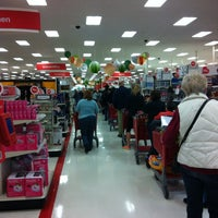 Photo taken at Target by Tammy D. on 12/21/2013