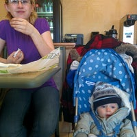 Photo taken at Subway by Gregory C. on 4/18/2014