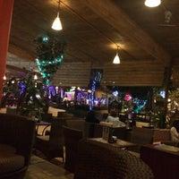 Снимок сделан в Dream Beach Cafe Invest Park пользователем Ната 12/29/2014