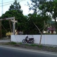 Photo taken at SMK Negeri Kawangkoan by Steven B. on 9/12/2013