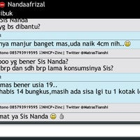 Photo taken at MatrasTianshi Peninggi Badan NHCP Bandung Store by Kalsium P. on 9/20/2013