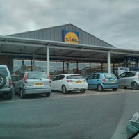 Photo taken at Lidl by Mark W. on 4/5/2013