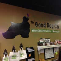 Photo taken at The Good Dog Company by Houston G. on 10/23/2013