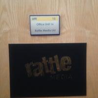 Photo taken at Rattle Media Ltd by Rattle Media Ltd on 9/5/2013