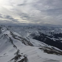 Photo taken at Westgipfelhütte by Bjorn O. on 1/27/2016