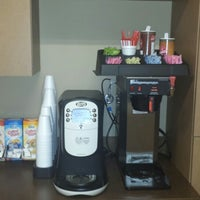 Photo taken at NOV 2nd floor Coffee Area by John G. on 9/19/2013