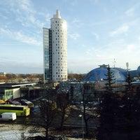Снимок сделан в Hotell Tartu пользователем Татьяна К. 2/9/2014