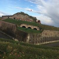 Photo taken at Fort Sint Pieter by Ieva B. on 11/5/2017