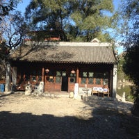 Photo taken at 香巴拉宫 Shambhala at the Great Wall (Red Capital Ranch) by Dhyani M. on 10/19/2013
