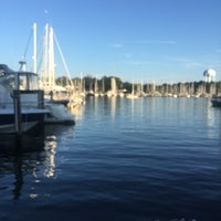 Photo taken at Mears Marina by Fatih A. on 8/14/2016