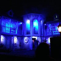 Photo taken at Terror On The Fox by Austin R. on 10/21/2012