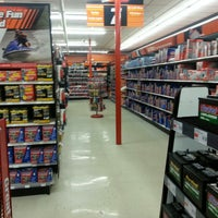 Photo taken at AutoZone by π on 1/21/2014