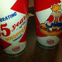 Photo taken at Burger King by π on 4/11/2013