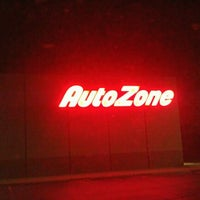 Photo taken at AutoZone by π on 10/9/2012