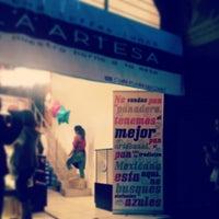 Photo taken at La Artesa by Alan L. on 10/26/2013