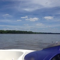 Photo taken at The Lake by Craig G. on 7/4/2014