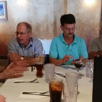 Photo taken at Pazzo's by Arnold S. on 6/26/2014