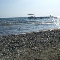 Photo taken at tki sahili by Burçak A. on 7/27/2014
