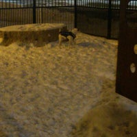 Photo taken at Loring Park Off-Leash Recreation Area by Alan on 1/30/2013