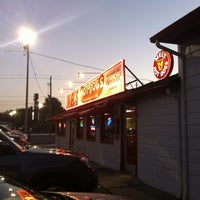 Photo taken at Mel's Hot Dogs by Ivan R. on 10/13/2012