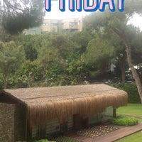 4/22/2017 tarihinde D. A.ziyaretçi tarafından Gloria Verde Resort'de çekilen fotoğraf
