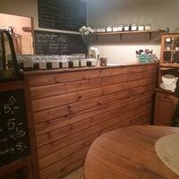 Photo taken at Jaga Cafe by Julia K. on 10/28/2015