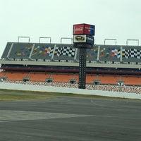 Photo taken at Charlotte Motor Speedway by Bob T. on 4/12/2017