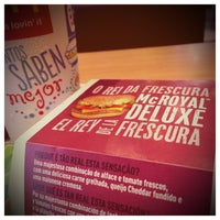 Photo taken at McDonald's by Arina M. on 6/14/2014