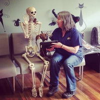 Photo taken at Pismo Beach Veterinary by Joel C. on 10/16/2014