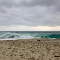 Photo taken at West Street Beach by Lesenka S. on 9/5/2017