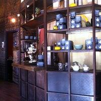 Photo taken at Samovar Tea Lounge by Norbert H. on 11/4/2012