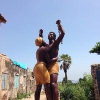 Photo taken at Gorée Island by Norbert H. on 10/11/2013
