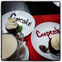 Photo taken at Cupcake by Александра В. on 9/15/2013