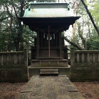 Photo taken at 永代神社 (多磨全生園内) by Rue. S. on 3/31/2013