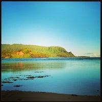 Photo taken at The St. Regis Princeville Resort by Michael K. on 7/7/2013